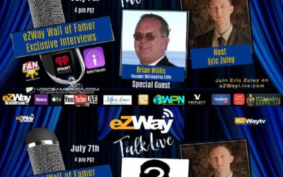 EZ TALKS LIVE with founder of Billionaires Elite Brian Willis