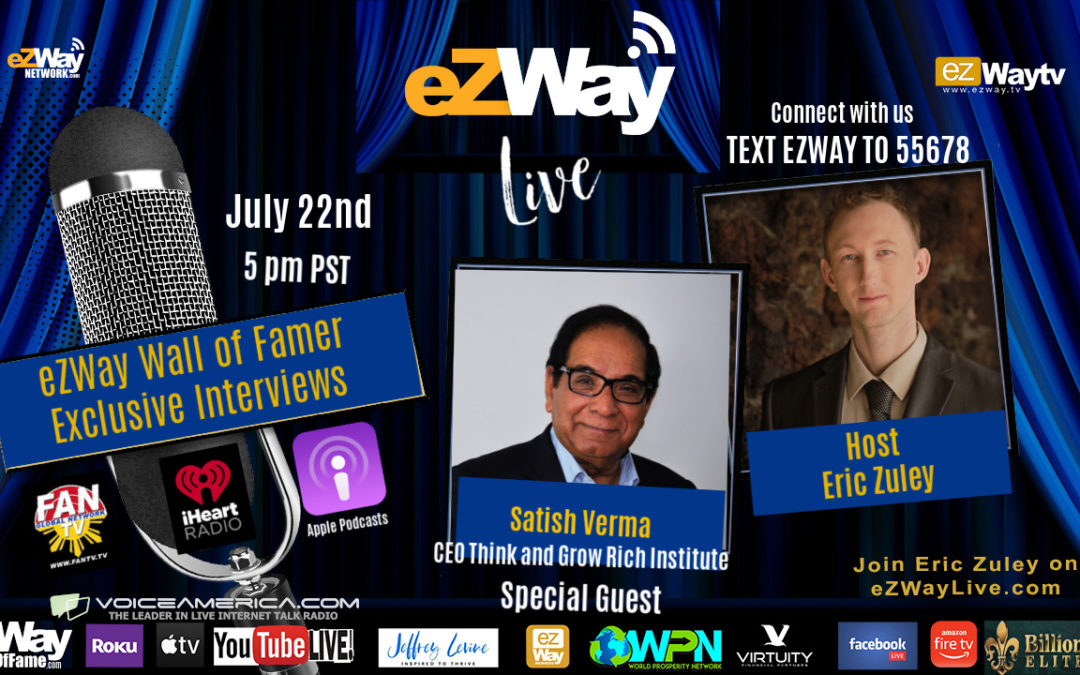 eZWay Live Unlocks the Power of Think and Grow Rich Institute