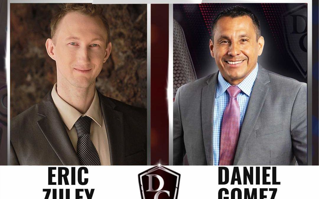 Eric Zuley on Daniel Gomez Inspires Show