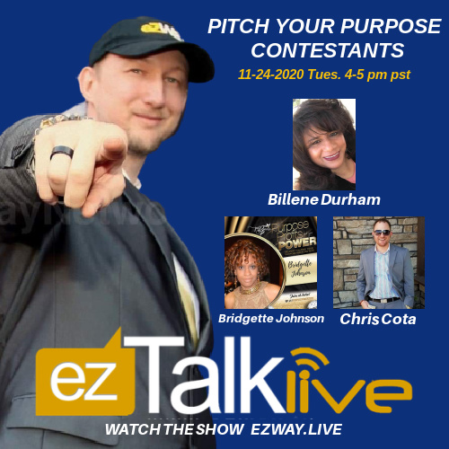PITCH YOUR PURPOSE VOTING