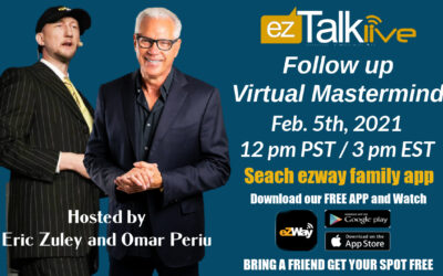 Eric Zuley and Omar Periu SALES AND LEAD GEN. MASTERMIND